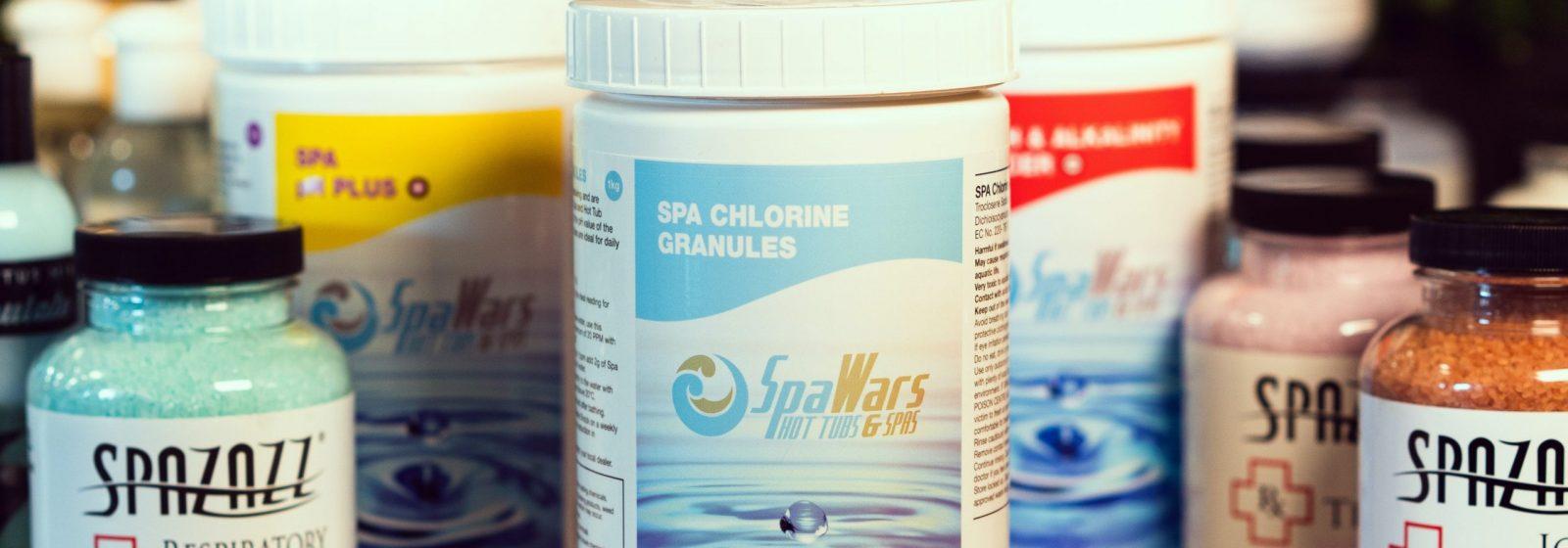 Best Choice Hot Tub Chemicals